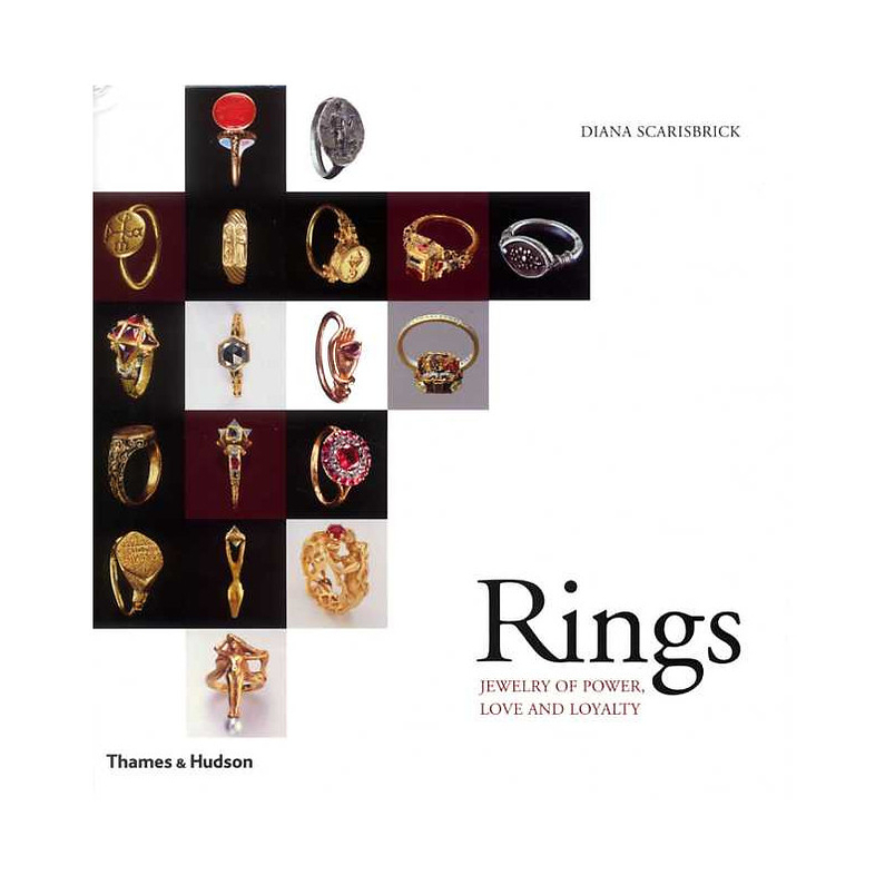 RINGS - JEWELRY OF POWER LOVE AND LOYALTY