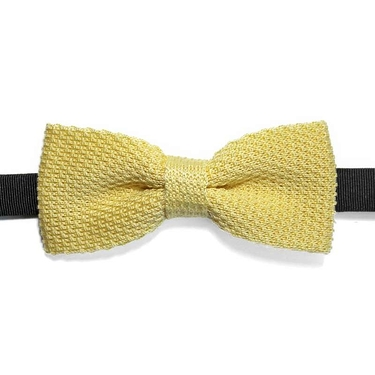 Bow tie Yellow Wayne