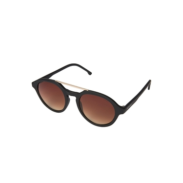 Harper Black Rubber Sunglasses