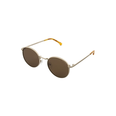 Taylor White Gold Sunglasses