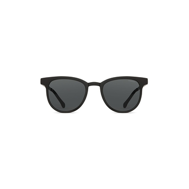 Francis Metal Black Sunglasses