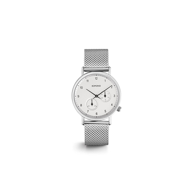 Montre Walther Silver Mesh