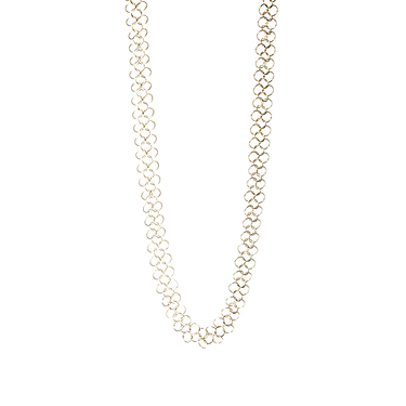 Necklace 92 XL Basics - Golden