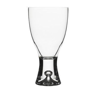 Set of 2 red wine glasses - Tapio Wirkkala