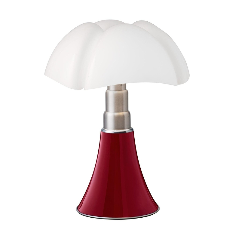 Red Mini Pipistrello Lamp