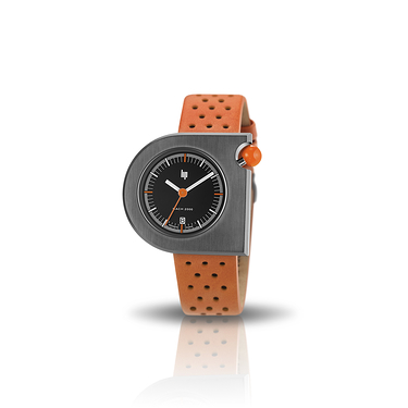 Roger Tallon Classic Orange Watch
