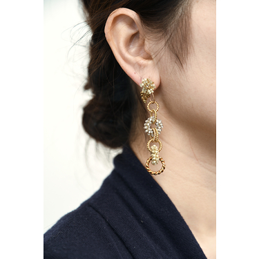 Earrings Aster Long