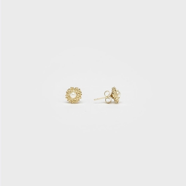 Earrings Baroque Pearl