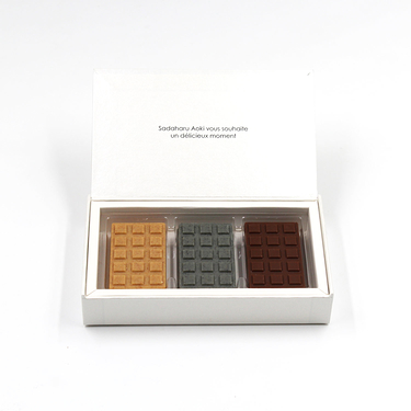 Chocolat AOKI - Mini tablettes Japon