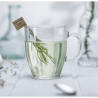 Rosemary stem infusion