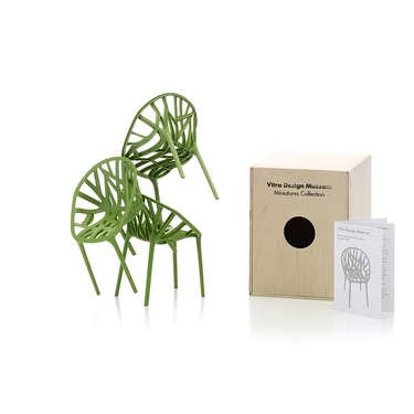Miniature chairs Vegetal (Set of 3) Ronan & Erwan Bouroullec, 2008