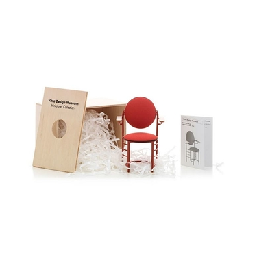 Miniature chair Johnson Wax Chair Frank Lloyd Wright, 1939