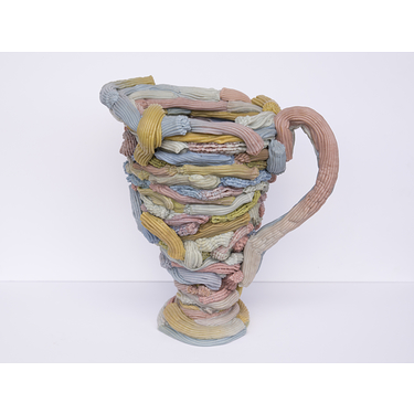 James Shaw - Plastic Baroque Ceremonial Jug