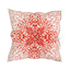 Coussin Navika Rouge 50X50