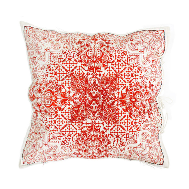 Coussin Navika Rouge