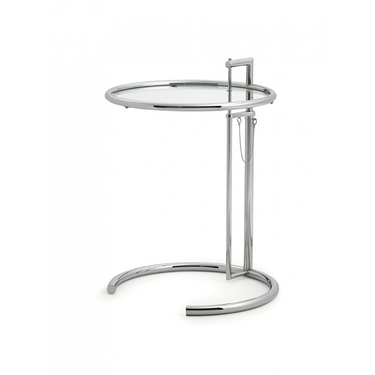 Table ajustable E 1027, Eileen Gray 1927