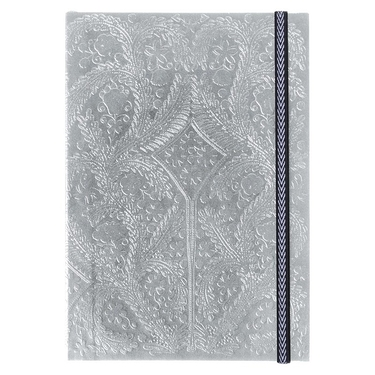 Notebook Paseo-Christian Lacroix Silver