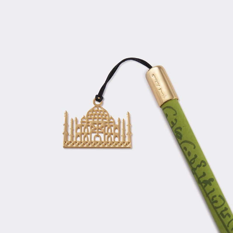 Pencil Goldplated Taj Mahal