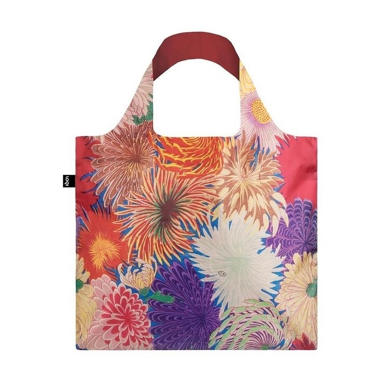 Bag LOQI x MAD Japanese Flowers Multico