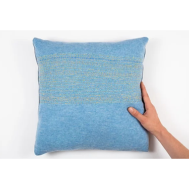 Large Embroidered Cushion