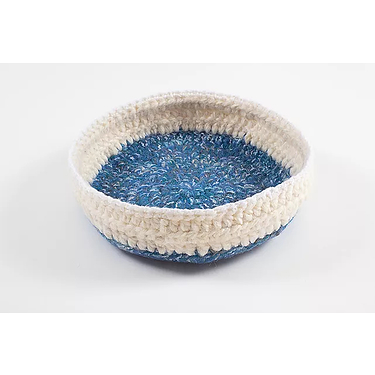 Small Basket of wool Medium