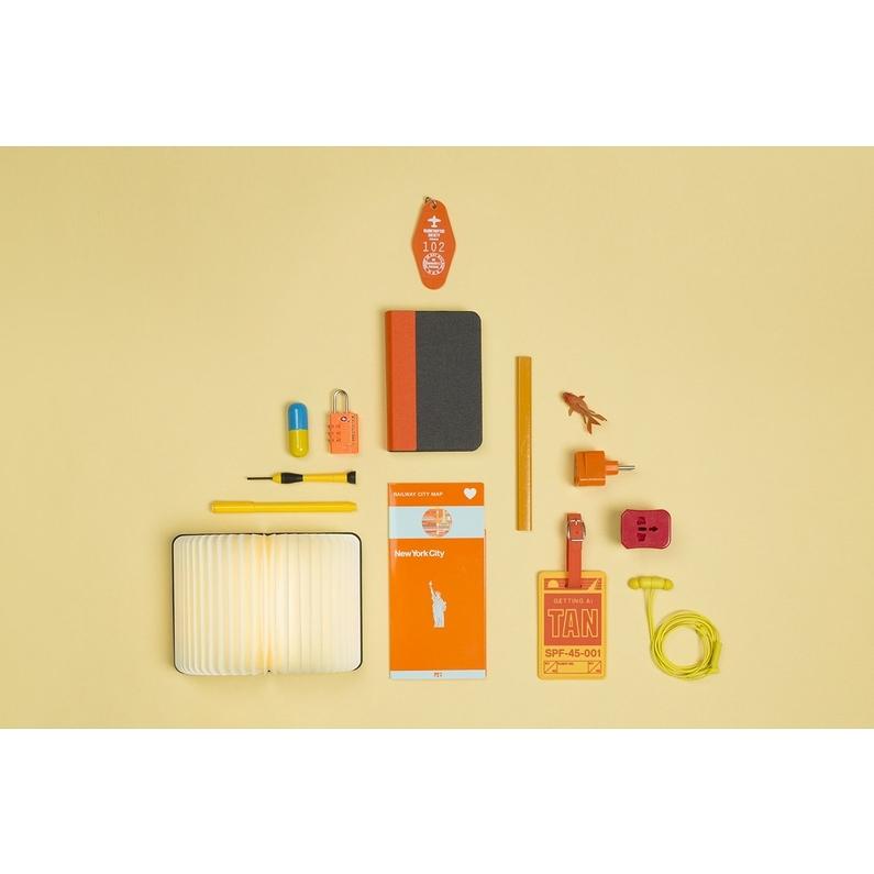 Livre Orangenoir Lampe Mini Lumio v0wm8Nn