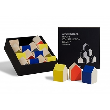 Archiblocks colored houses