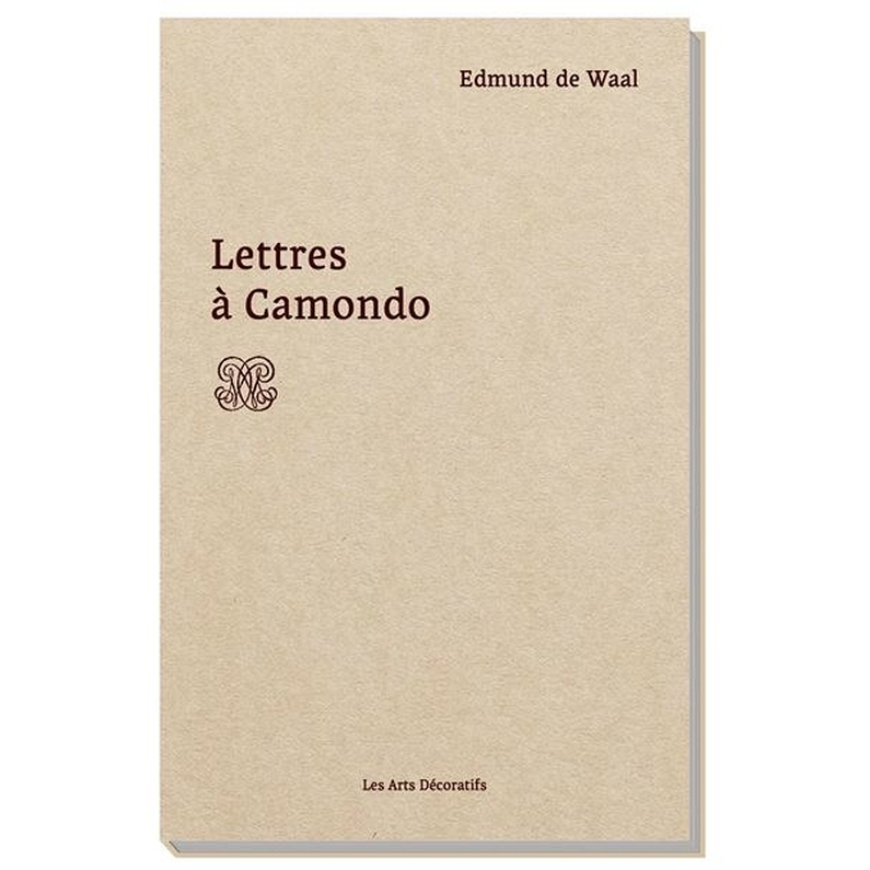 Lettres à Camondo (French)