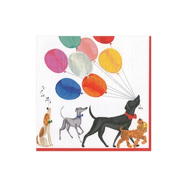 Charlee's Parade Paper Cocktail Napkins
