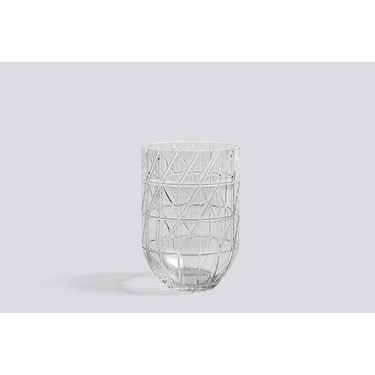 COLOUR VASE L TRANSPARENT