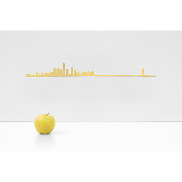 The Line New York Golden 50 cm